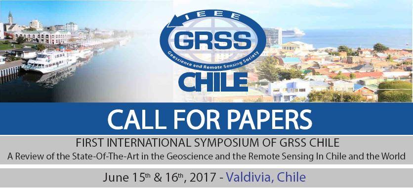 GRSS-CHILE Organiza  su primer Simposio en Geociencias y Teledetección