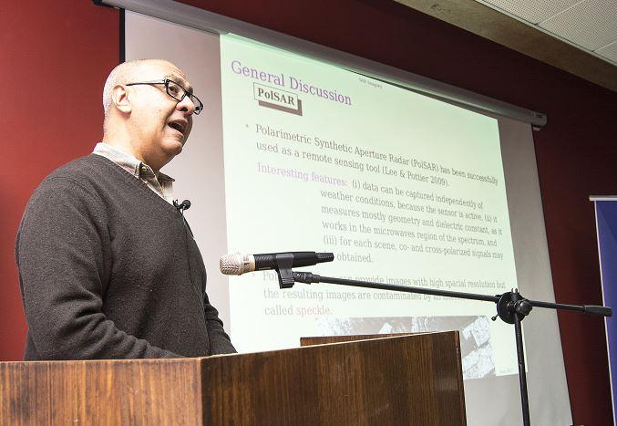 Presentación Inaugural del primer Simposio de GRSS-CHILE